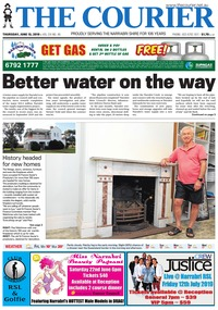 online magazine - The Courier, June 13, 2019