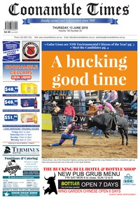 online magazine - Coonamble Times June 13, 2019