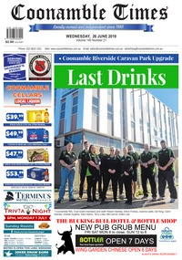 online magazine - Coonamble Times June 26 2019