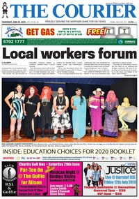 online magazine - The Courier, June 27, 2019