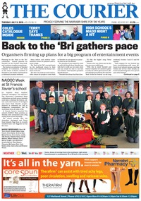 online magazine - The Courier and Wee Waa News, July 2, 2019