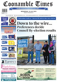online magazine - Coonamble Times, July 3 2019