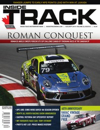 online magazine - Inside Track I Volume 23 Issue 05 I Aug Sept 2019