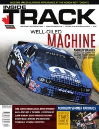 online magazine - Inside Track I Volume 23 Issue 06 I October 2019