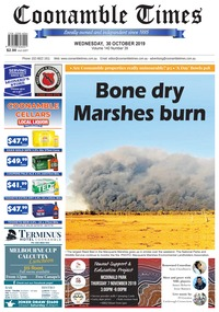online magazine - Coonamble Times October 30 2019