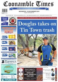 online magazine - Coonamble Times November 6, 2019