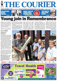 online magazine - The Courier and Wee Waa News, November 12, 2019