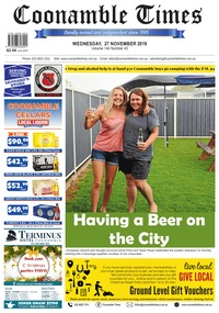 online magazine - Coonamble Times November 27 2019