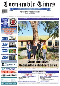 online magazine - Coonamble Times December 4 2019