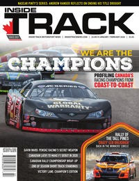 online magazine - Inside Track I Vol. 23, Iss. 09 I 10 I Jan. I Feb. 2020