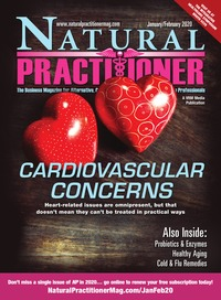 online magazine - Natural Practitioner January/February 2020