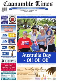 online magazine - Coonamble Times December 30 09 2020