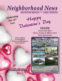 online magazine - Neighborhood News-February 2020 Issue