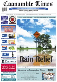 online magazine - Coonamble Times, February 12 2020