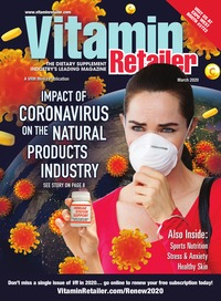 online magazine - Vitamin Retailer March 2020