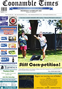 online magazine - Coonamble Times February 19 2020