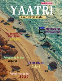 online magazine - Yaatri march 2020