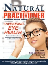 online magazine - Natural Practitioner March/April 2020
