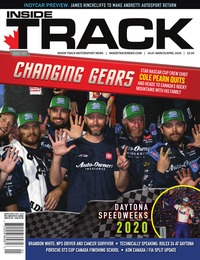 online magazine - Inside Track I Vol 24 Iss 01 I March I April 2020