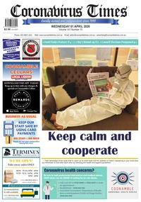 online magazine - Coonamble Times April 1 2020