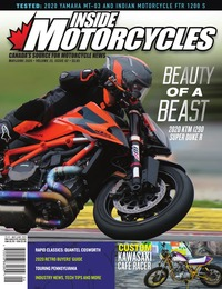 online magazine - Inside Motorcycles I Vol 23 Iss 02 I May I June 2020