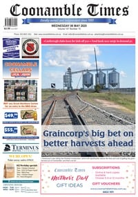online magazine - Coonamble Times May 6 2020