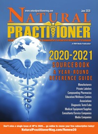 online magazine - Natural Practitioner June 2020