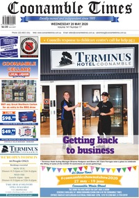 online magazine - Coonamble Times May 20 2020