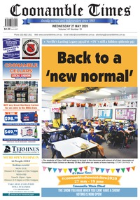 online magazine - Coonamble Times May 27 2020