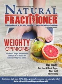online magazine - Natural Practitioner July 2020