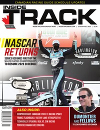 online magazine - Inside Track I Vol 24 Iss 03 I 04 I July 2020