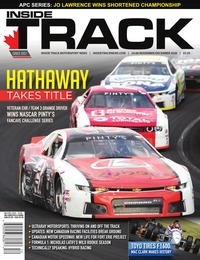 online magazine - Inside Track I Vol. 24 I Iss. 06 I Nov. I Dec. 2020