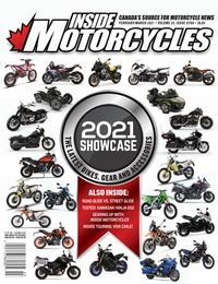 online magazine - Inside Motorcycles I Vol. 23 I Iss. 07/08 I Feb I Mar 2021