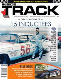 online magazine - Inside Track I Vol. 24 I Iss. 07/08 I Feb. I Mar. 2021